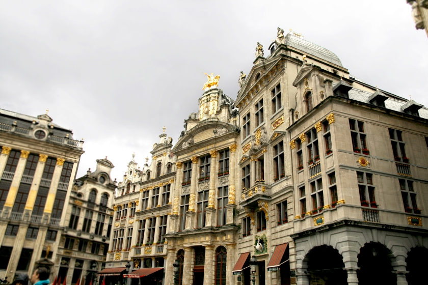 Incredible Belgian Architecture