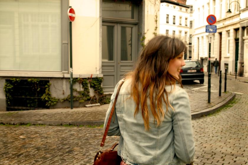 Me in Brussels