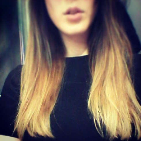 how to safely bleach or dye your hair dark brown hairs