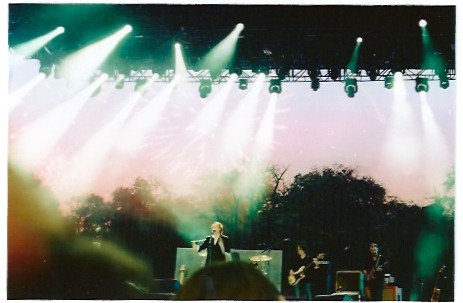 Ray Davies - Hyde Park Calling, 2013 : Photo - Laura Peta