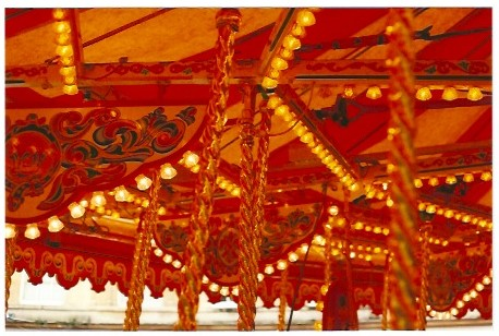 Carousel, Bath : Photo - Laura Peta