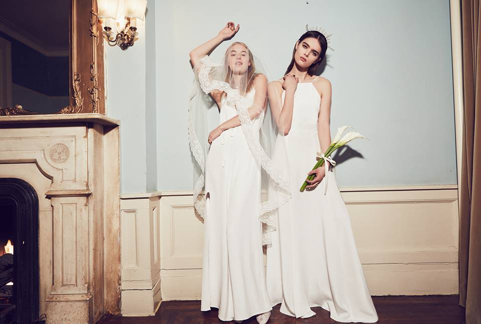 The Reformation Bridal Collection | Photo: The Reformation